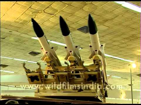 Akash - Surface to air missile system