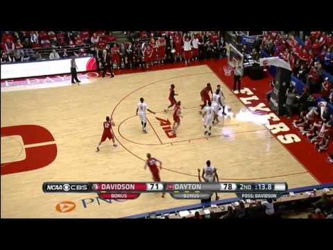 Peyton Aldridge 2015-16 Highlights - Davidson College