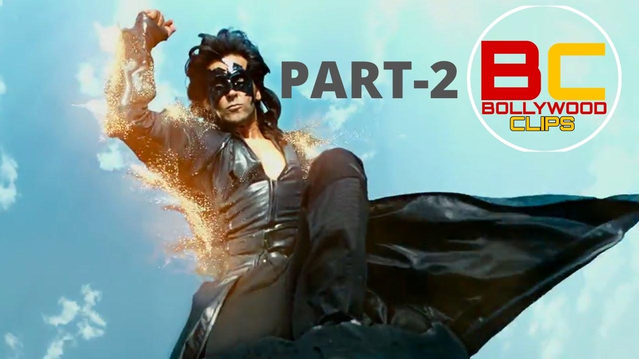 Download Krrish Vs Kaal Fight Scene Part 2    Krrish 3 Clips In 1080p    Hrithik Roshan , Priyanka Chopra .