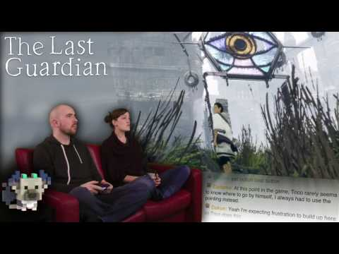 The Last Guardian AWESOME! - EPISODE 3