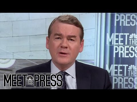 Full Bennet Interview: 'No question' Trump's comments were racist | Meet The Press | NBC News