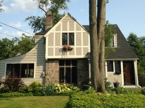 A Day Withthe Diva Exterior Paint Colors For Tudor Style Homes Youtube