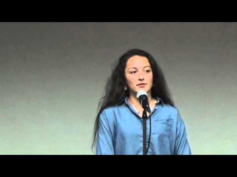 Poetry Out Loud Round 1: Gabriela