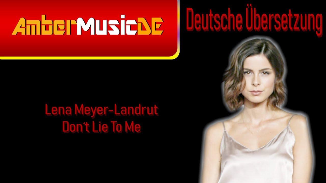 Lie To Me Deutsch