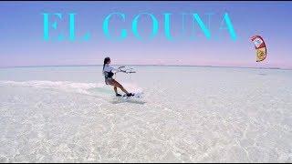 Kiteboarding in EL GOUNA | Inga Popova