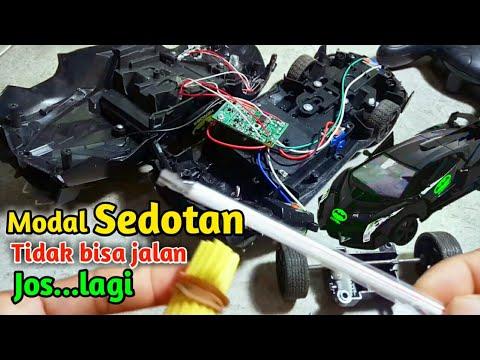 Cara Memperbaiki Mobil Remot Sendiri Roda Belakang Tidak Jalan Youtube