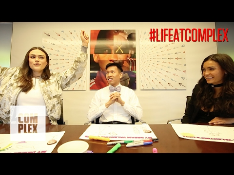 SPORTS ILLUSTRATED SWIMSUIT MODELS STOPPED BY THE OFFICE | #LIFEATCOMPLEX
