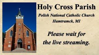 Holy Mass at 9:00 am Sunday 04/18/2021