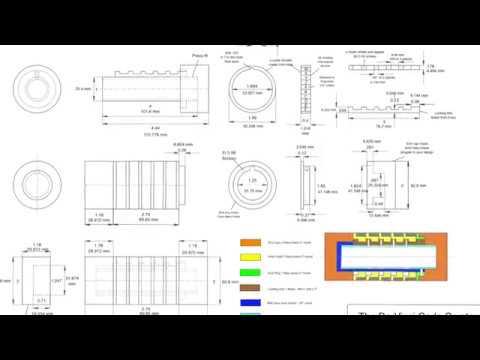 The Da Vinci Cryptex Free Blueprint!