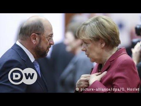 Flüchtlinge und Wutbürger: Merkel im Wahlkampf | DW Deutsch