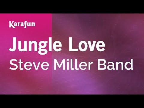 Karaoke Jungle Love - Steve Miller Band *