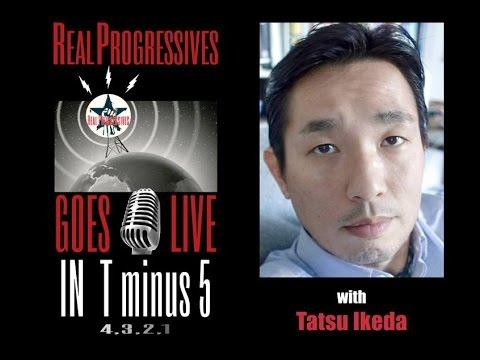 Tatsu LIVE - DAPL BREAKING NEWS, Obama's Climate Change Legacy, Analyzing Politics & Environment