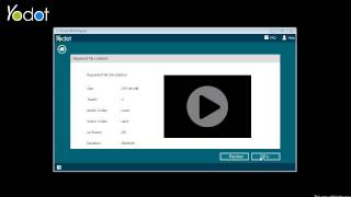 How to : Fix Corrupt MOV Video Files using MOV Repair Tool