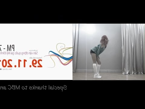 HyunA 'Ice Cream' Mirrored Dance Cover by ChunActive