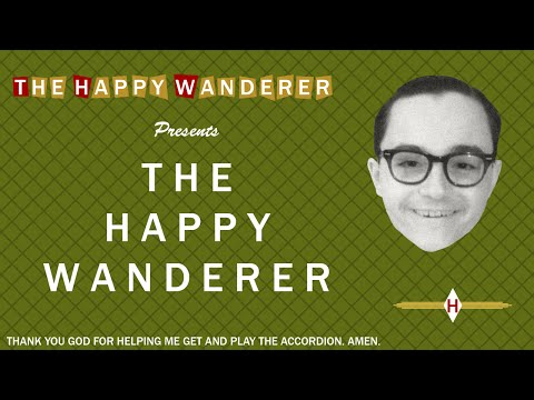happy wanderer free music