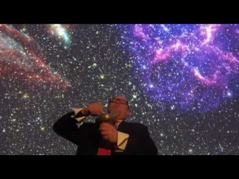 Cosmic Hum (for Pauline)