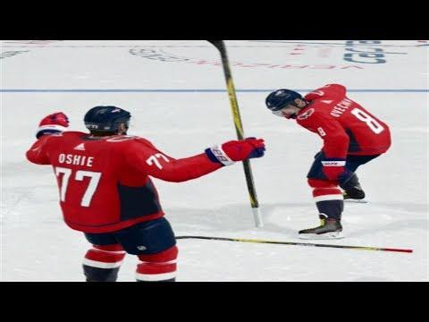 NHL 18 - SECRET CELEBRATIONS