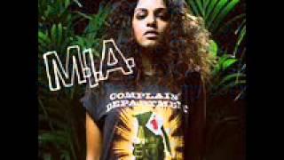 M.I.A.- Sunshower (lyrics in des.)