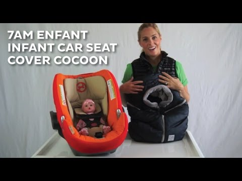 7 A.M. Enfant Car Seat Cocoon REVIEW 2015 | Ratings | Comparisons | Prices