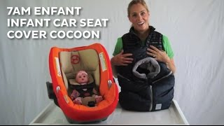 7 A.M. Enfant Car Seat Cocoon REVIEW 2015 | ratings | comparisons | prices