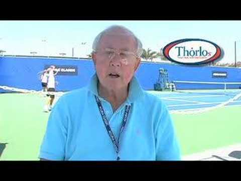 Meet Vic Braden : The Science & Research of Tennis