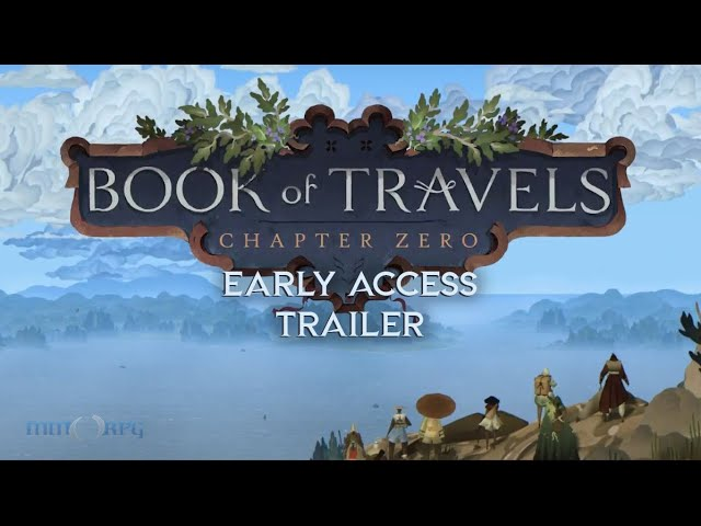 Book of Travels Early Access Trailer   Planned For October 11th, 2021