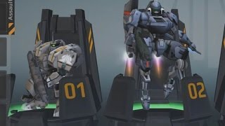 Dawn of Steel - Awesome New Mobile Game! Giant Fighting Robots! Game Launching!