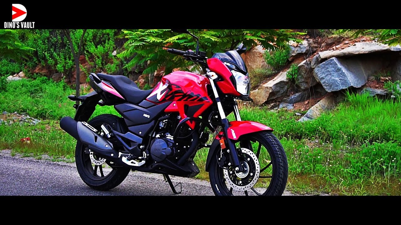 Hero Xtreme 200R ABS First Ride Review Braking Test #Bikes@Dinos