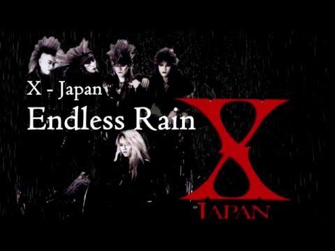 Endless Rain - X Japan (Lyrics) แปลไทย