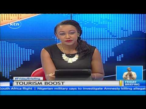 Travel ban lift to boost tourism in Kenya