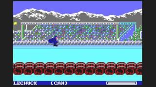 "The World Games - Epyx, C64, (1986) ""C64S Emulator for DOS"""