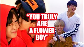 BTS telling Taehyung how Handsome he is, over ... and over again ... (part 2)