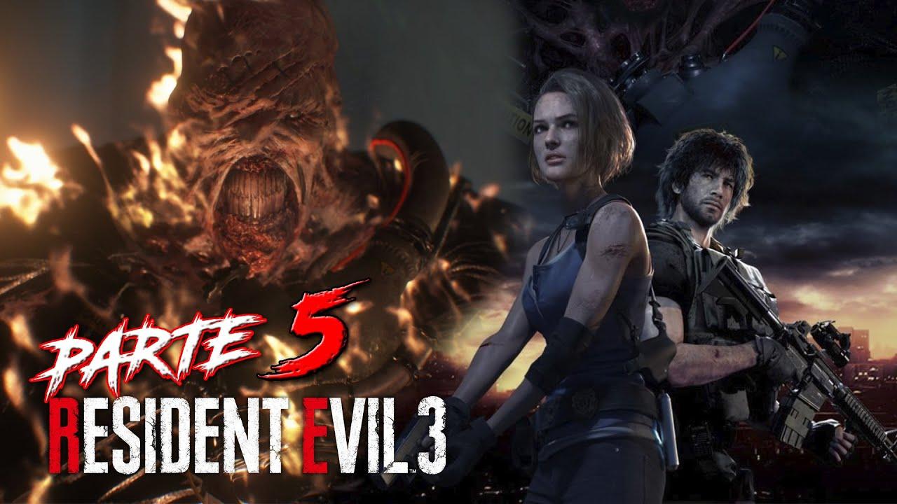 Nemesis más fuerte que nunca | Resident Evil 3 Parte 5