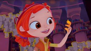 Сказочный патруль - Всё кувырком - Серия 9 - Мультфильм о девочках - волшебницах