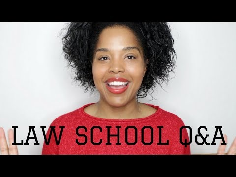 Law School + Lawyer Life Q&A