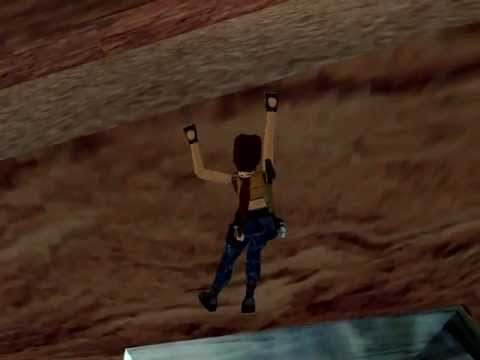 Tomb Raider 3 Walkthrough - Nevada Desert