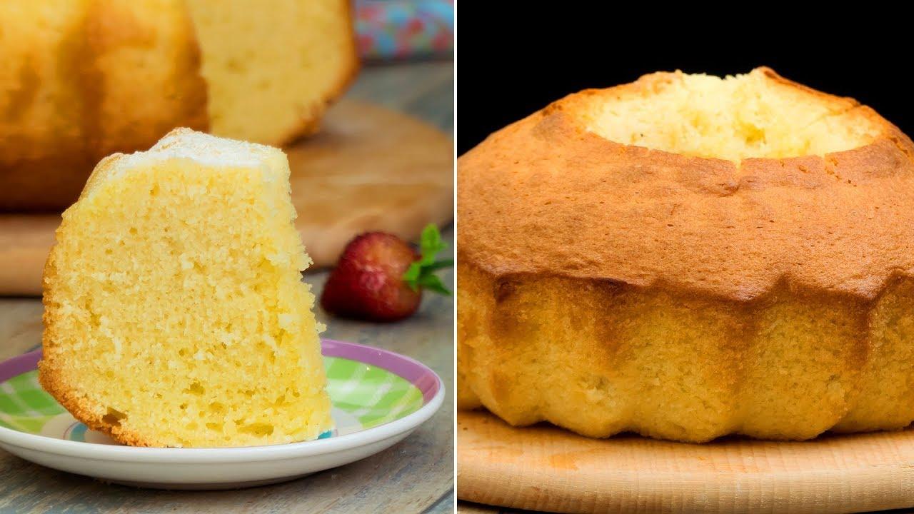 Recette de Gâteau au yaourt. La plus réussie recette ...