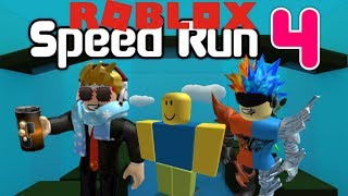 Roblox Speed Run 4 w/ JS Films and bon TEMRGAMING