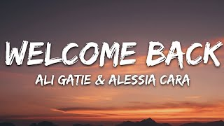 Play Welcome Back (feat. Alessia Cara)