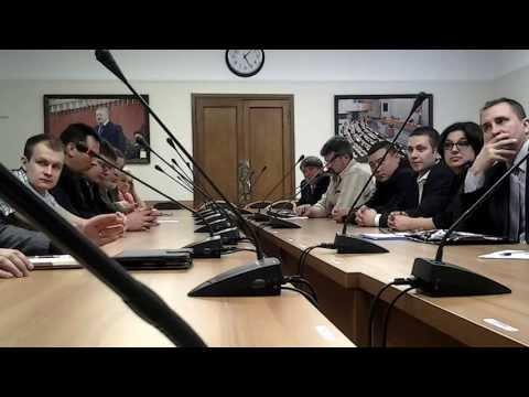 Встреча участников Транспортной Отрасли по обсуждению Приказа № 36 Минтранса (часть 1)
