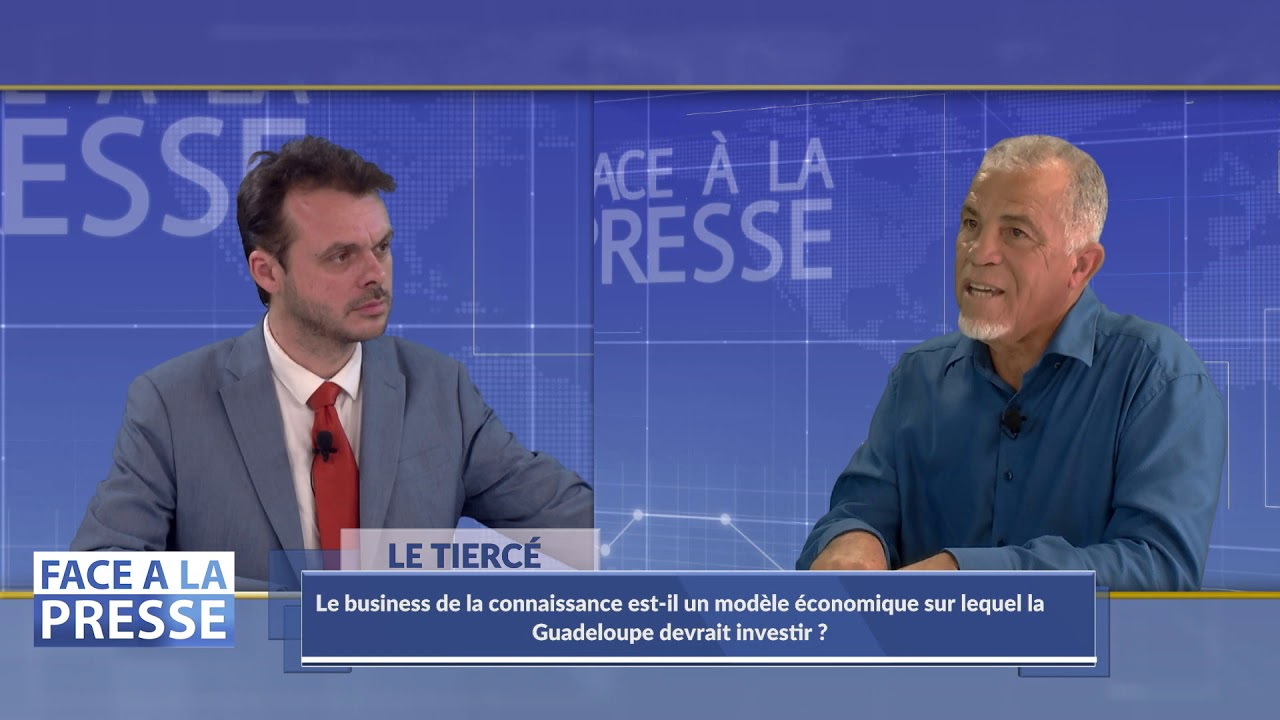 Face à la presse avec Alain PLAISIR, Président du CIPPA - PARTIE 2