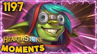 As The Saying Goes... NEVER LACKEY!! | Hearthstone Daily Moments Ep.1197