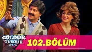 Güldür Güldür Show 102.Bölüm (Tek Parça Full HD)