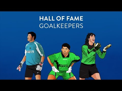 INTER HALL OF FAME 2018 | Toldo - Pagliuca - Zenga