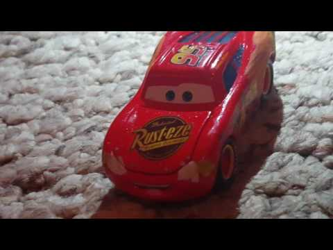 Cars 3 testing  video