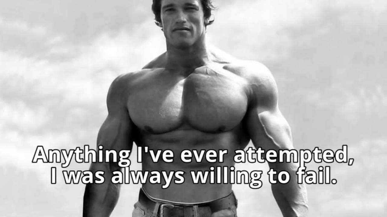 Arnold Schwarzenegger 6 Rules Of Success U0026 Quotes Muhammad Ali