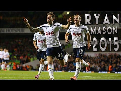 Ryan Mason - Goals & Assists 2014/15 HD