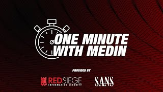 One Minute With Medin - Assumed Breach