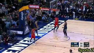 Full Highlights: New Orleans Pelicans vs Denver Nuggets (111-116) 2018.10.28