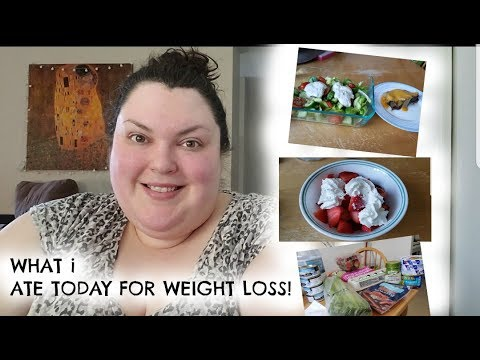 MY 400 LB LIFE: WHAT I ATE TODAY TO LOSE WEIGHT (LOW CARB)